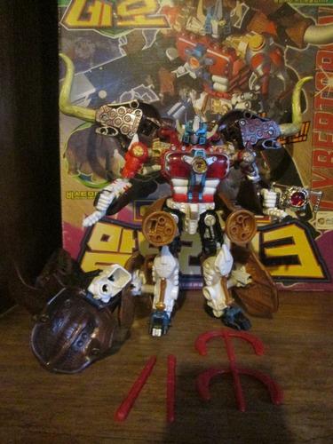 transformers beast wars big convoy detalle