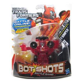 Transformers Bot Shots-figura Rara