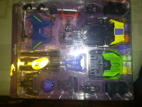 transformers bruticus  foc con upgrade kit