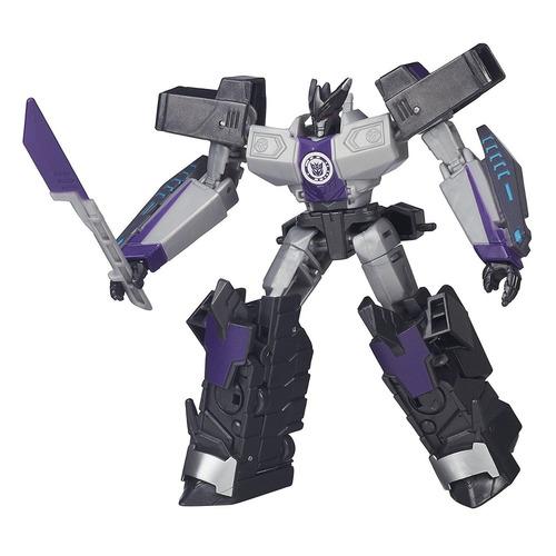 transformers cambio rápido - megatronus