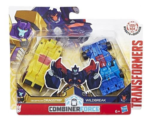 transformers combiner force dragstrip - wildbreak (1428)