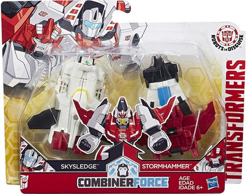 transformers combiner force skysledge - stormhammer (1428)