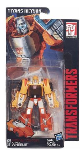 transformers combiner wars legends class wheelie - hasbro