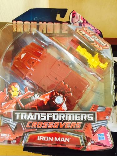 transformers crossovers! novo