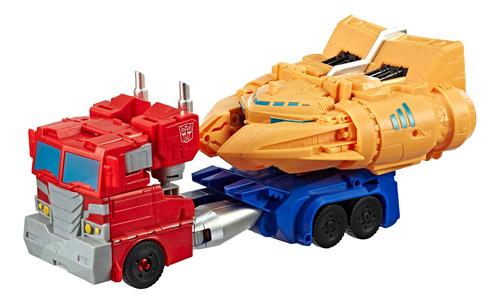 transformers cyberverse ark power optimus prime