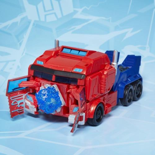 transformers cyberverse optimus matrix mega shot (2535)