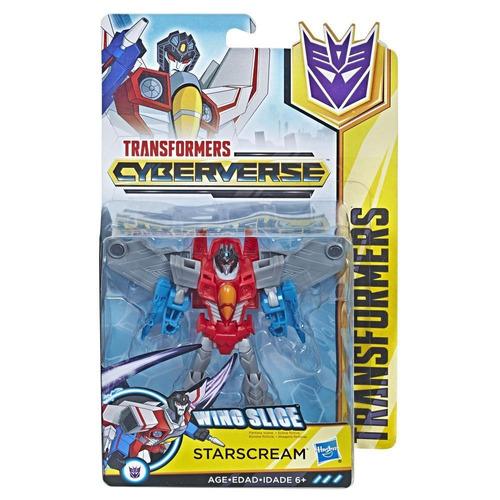 transformers cyberverse warrior class starscream e1902 - has