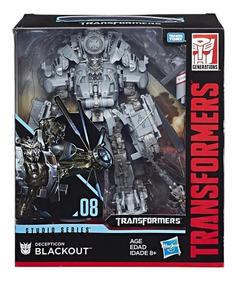 Sobre Blackout Transformers Decepticon Ruedas Studio Juguete Y7Ib6yfgv