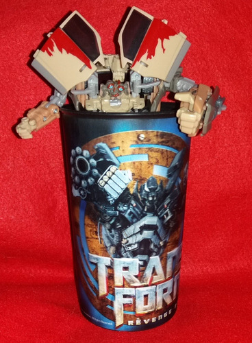 transformers deluxe class mudflap revenge of the fallen