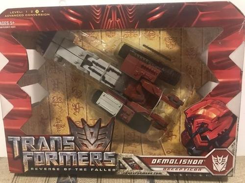 transformers - demolishor decepticon