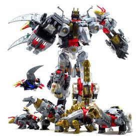 Transformers Dinobot Combiner Volcanicus Dinoking 45cm