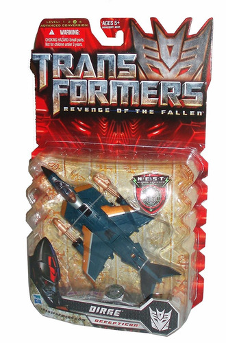 transformers dirge deluxe