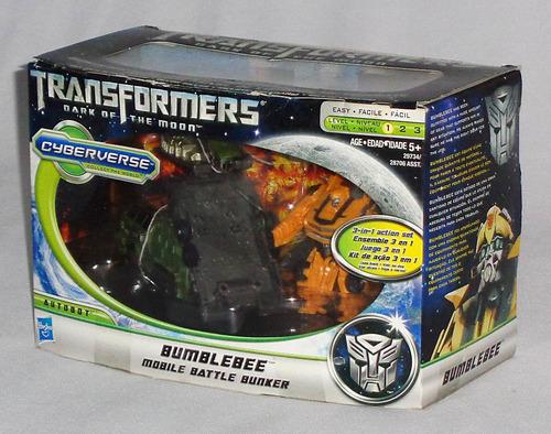 transformers dotm bumblebee mobile battle bunker