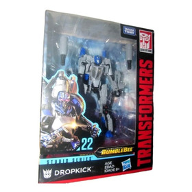 Transformers Dropkick Deluxe Studio Series Fotos Reales