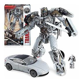 Transformers el último caballero de 1 pasos Turbo Cambiador COG Hombre-Hasbro Juguete 5 años