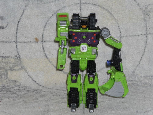 transformers energon steamhammer  (constructicons )