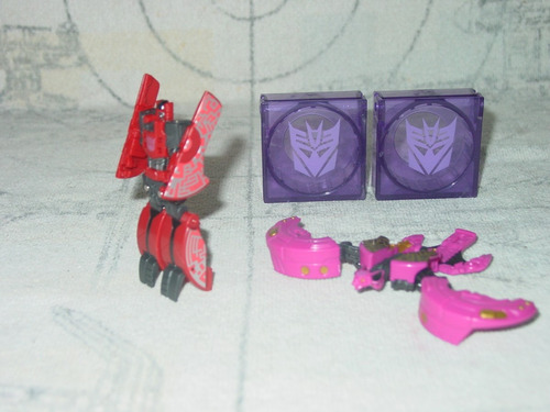 transformers fall of cybertron frenzy and ratbat (legend )