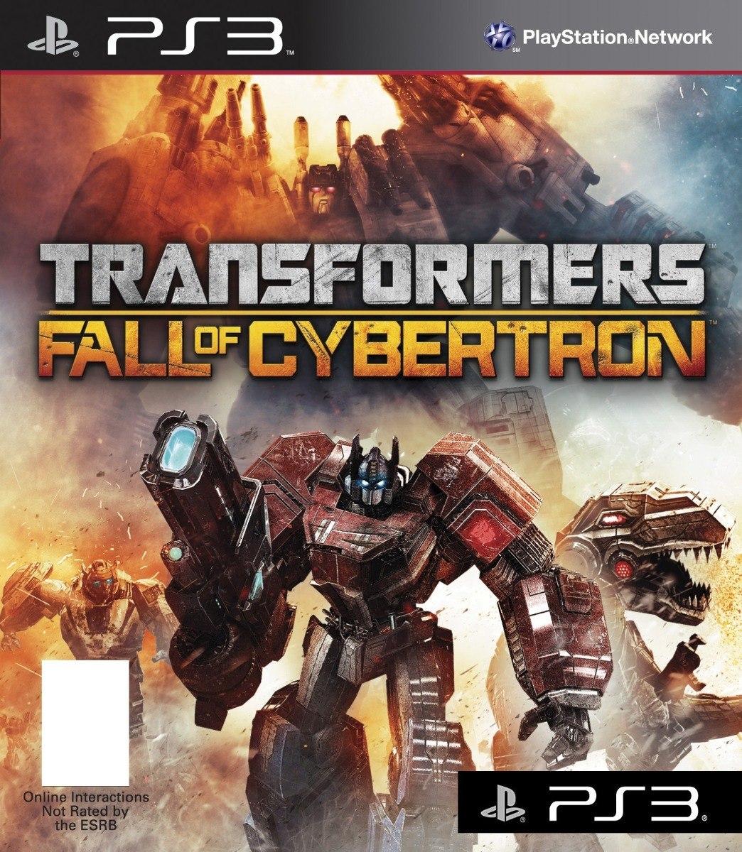 Transformers: Fall of Cybertron (SEMINUEVO)