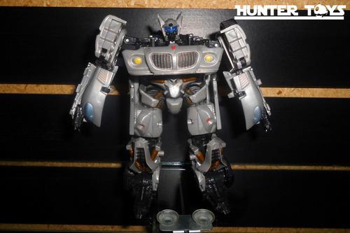 transformers, figura jazz, deluxe edition, original!!!