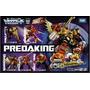 Transformers Predaking Gift Set Version 2010
