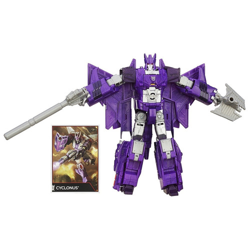transformers generations - cyclonus