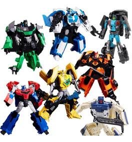Fair Play Transformers 6 Toys Ud Modelos X Juguetes Muñeco CrdxBoe