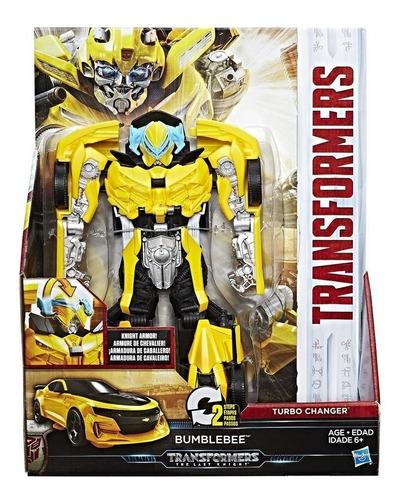 transformers knight armor turbo bumblebee (1422)