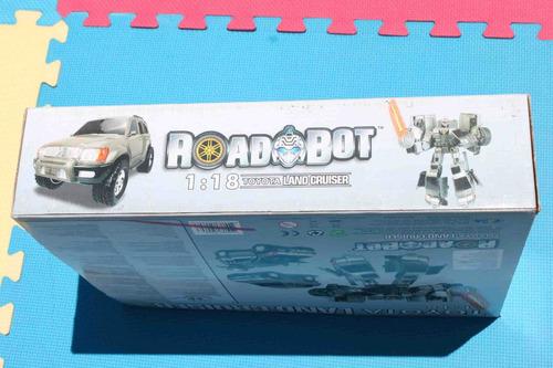 transformers land cruiser envío gratis