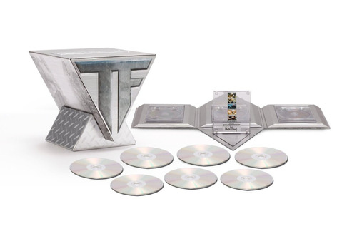 transformers limited edition collector's trilogy blu-ray