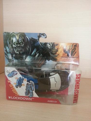 transformers lockdown