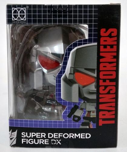 transformers megatron g1 super deformed figure dx