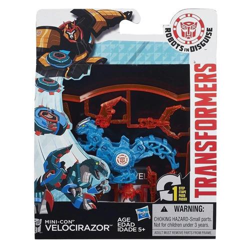 transformers mini figuras combo 5 personajes original hasbro