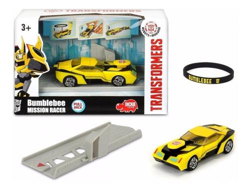 transformers mission racer bumblebee  hasbro 9425 bigshop