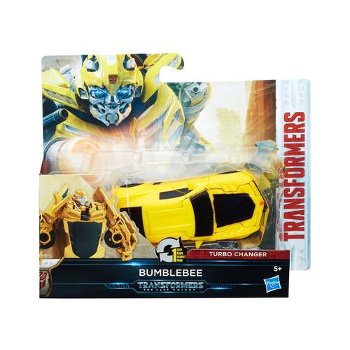 transformers mv5 1 step turbo changer bumblebee