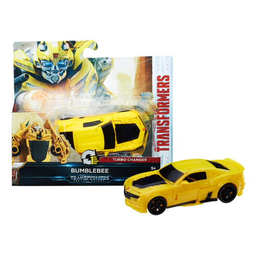 transformers mv5 1 step turbo changer bumblebee