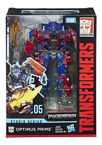 transformers optimus prime 17cm generations hasbro e0702