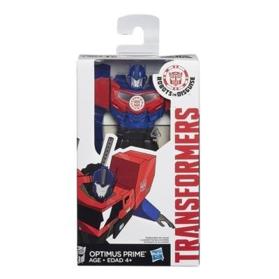transformers optimus prime y bumblebee