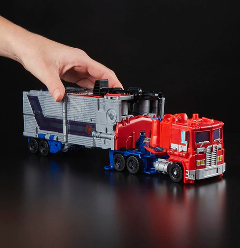 transformers power of the primes clase lider