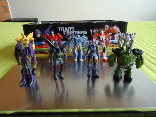 transformers prime de hasbro