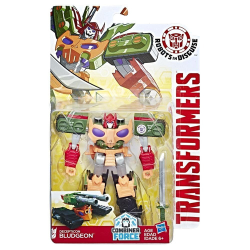 transformers rid combiner force bludgeon (1565)