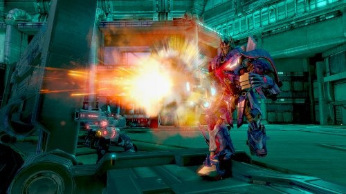 transformers rise of the dark spark - playstation 3