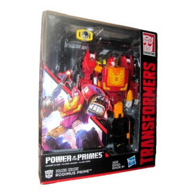 Transformers Rodimus Prime Leader Power Prime Fotos Reales