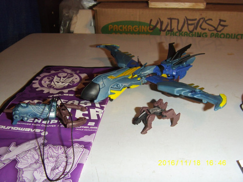 transformers soundwave beast hunter