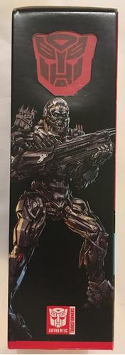 transformers studio series lockdown nuevo sellado
