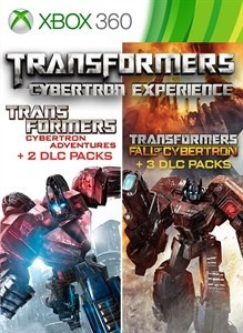 transformers the cybertron experience xbox 360 digital