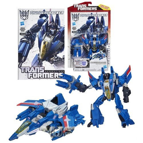 transformers thundercracker decepticon idw incluye cover