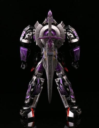 transformers unique toys challenger version nemesis (morado)