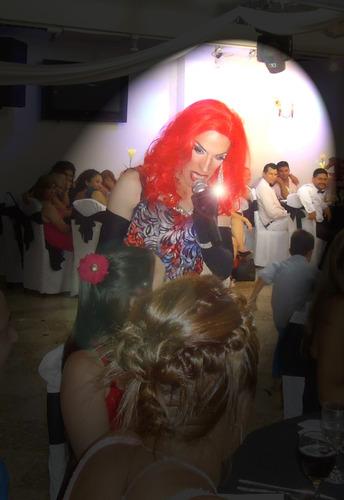transformista drag queen show humor animacion luis guadalupe