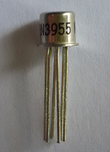transistor 2n3955, jfet n-channel dual to-71