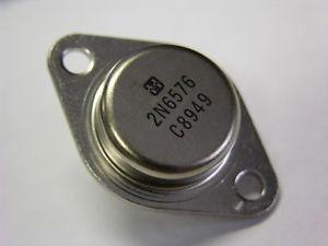 transistor 2n6576 2n 6576 n6576 to-3